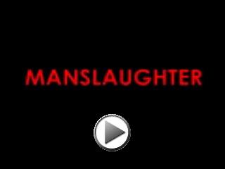 Manslaughter Movie